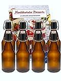 Leere Bierflaschen für die Flaschenreifung