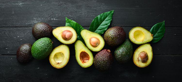 Hat braune punkte avocado Kann ich